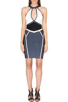 CELEB BOUTIQUE Alana cut-out bandage dress