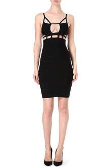 CELEB BOUTIQUE Cut-out bodycon dress