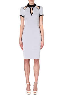 CELEB BOUTIQUE Estelle cut-out dress
