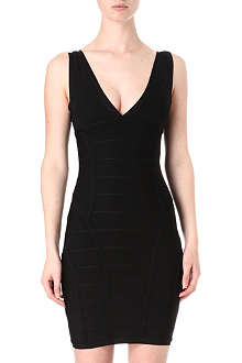 CELEB BOUTIQUE Stretch bandage dress