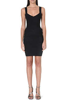 CELEB BOUTIQUE Jennifer cross-back bandage dress