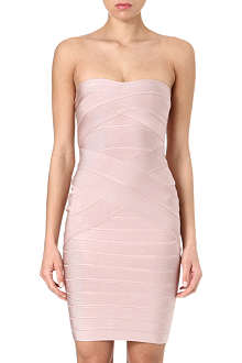 CELEB BOUTIQUE Lelya strapless bodycon dress