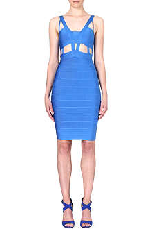 CELEB BOUTIQUE Mara cut-out bandage dress