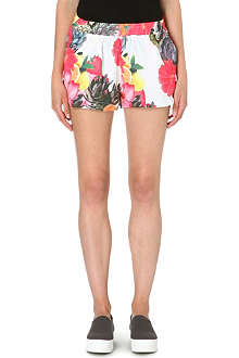 JADED LONDON Fruit printed shorts