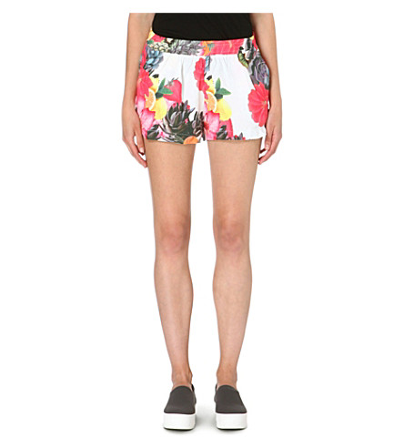 JADED LONDON Fruit printed shorts (Fruit