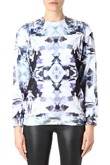 JADED LONDON Diamond Zoom sweatshirt