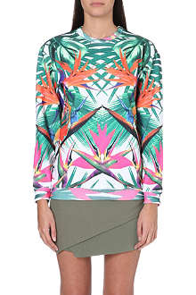 JADED LONDON Tropical sweatshirt