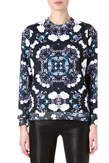 JADED LONDON Flower Pop sweatshirt