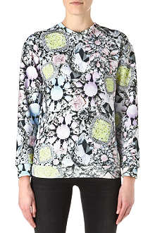 JADED LONDON Pastel Jewel sweatshirt