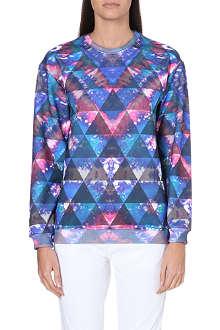 JADED LONDON Tie Dye sweatshirt