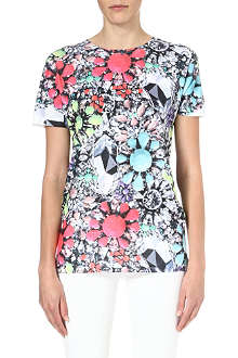 JADED LONDON Neon Jewel t-shirt