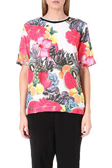 JADED LONDON Fruit printed t-shirt