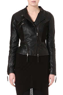 Y.A.S Robyn leather jacket