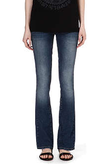 NOISY MAY Edie bootcut low-rise jeans