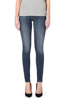 NOISY MAY Eve Super Slim skinny low-rise jeans