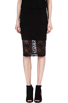 VERO MODA Lace pencil skirt