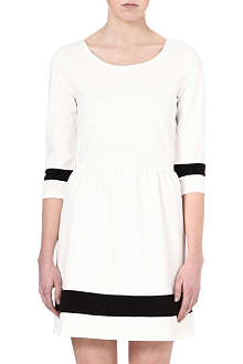 VERO MODA Monochrome stretch-jersey dress