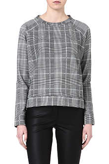 VERO MODA Checked jumper