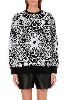 KTZ Cosmo print sweatshirt