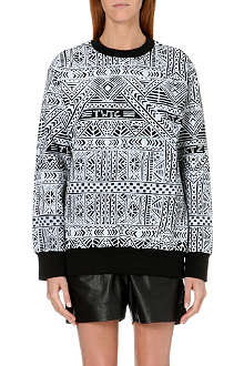 KTZ Tattoo print sweatshirt
