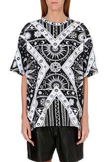 KTZ Astro print t-shirt