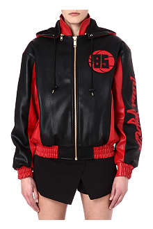 JOYRICH Paris faux leather jacket