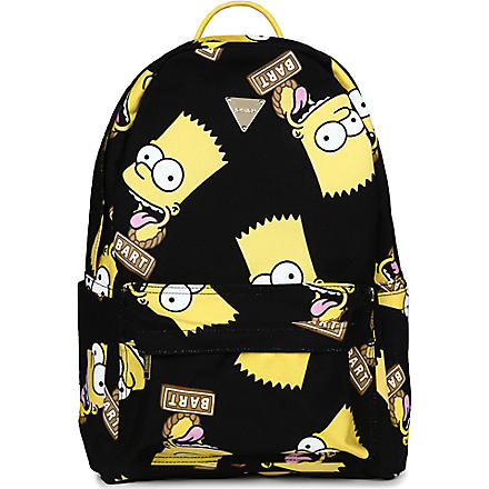 JOYRICH Bart Face backpack (Black