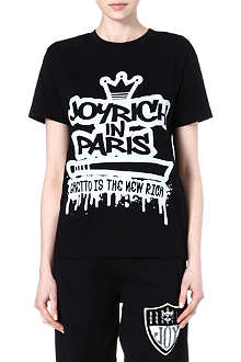 JOYRICH Paris graffiti t-shirt