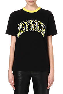 JOYRICH Zebra cotton t-shirt