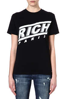 JOYRICH Paris crew-neck t-shirt