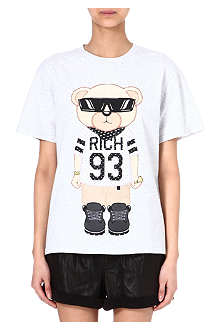 JOYRICH Rich bear t-shirt