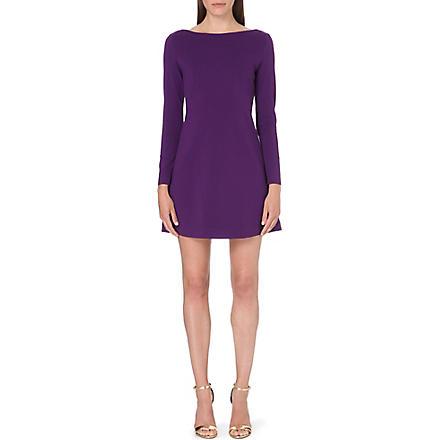 LADRESS Milla stretch-jersey dress (Acai