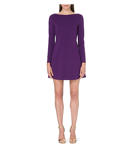 LADRESS Milla stretch-jersey dress (Acai