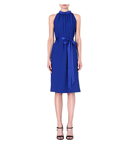LADRESS Frida halterneck dress (Cobalt