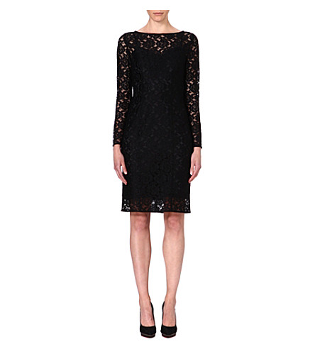 LADRESS Selma lace dress (Black