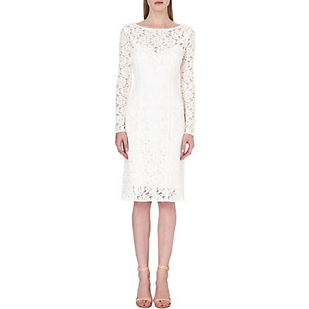 LADRESS Selma lace dress (Ecru