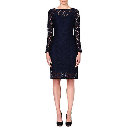 LADRESS Selma lace dress (Navy