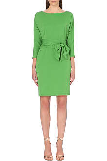 LADRESS Christy self-tie waist dress