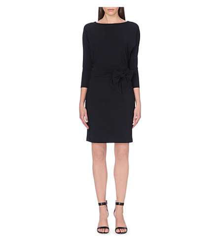 LADRESS Carla jersey dress (Black