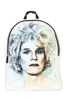 PORTS 1961 Andy Warhol printed backpack