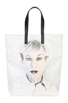 PORTS 1961 Warhol shopping bag