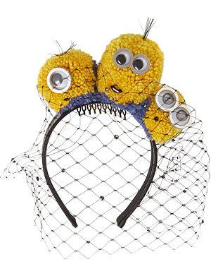PIERS ATKINSON Minions headband