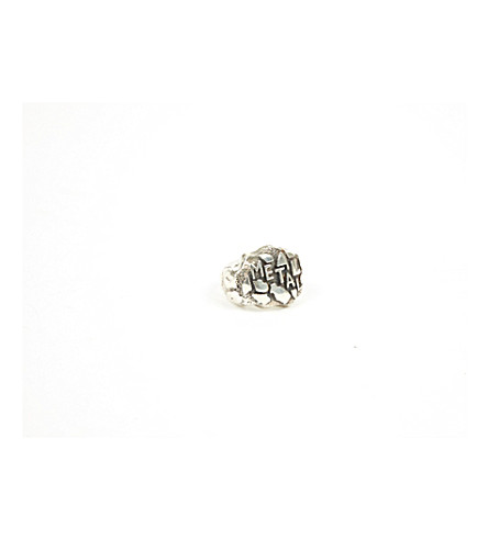 ARIES Metal silver ring (Silver