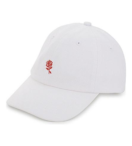 WASTED PARIS Rose cap (White