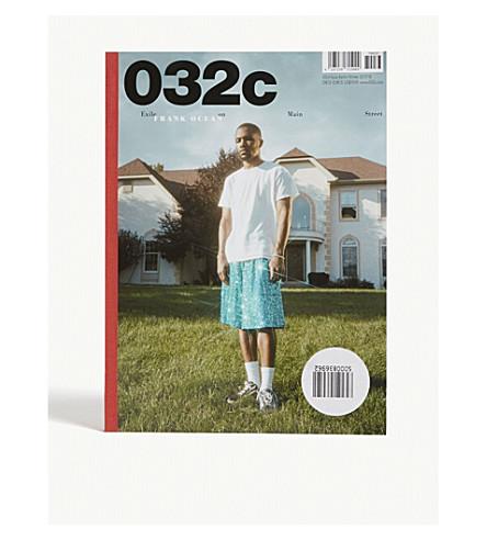 032C 032c magazine 33rd UNISEX issue (Multi