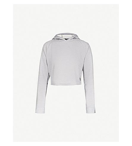 THE NORTH FACE NSE Tech fleece hoody (Tnf+light+grey+heather