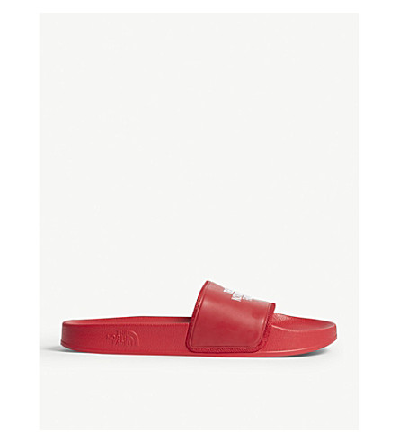 THE NORTH FACE Base Camp II sliders (Tnf+red/tnf+white