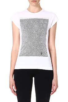 PAUL BY PAUL SMITH Letter-print cotton t-shirt