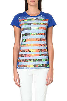 PAUL BY PAUL SMITH Floral-print t-shirt