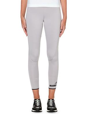 ADIDAS BY STELLA MCCARTNEY Cropped jersey leggings